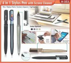 4 In 1 Stylus Pen