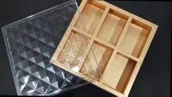Diamond 25 Dry Fruits & Chocolate Box