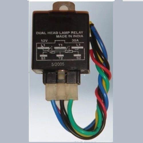 Dual Headlight Relay Wiring Diagram - Somurich.com on
