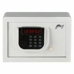 Professional Digital Lock White Godrej Safety Locker, Packaging Size: Standard, for Office