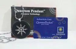 Scalar Energy Diamond Ring Pendant