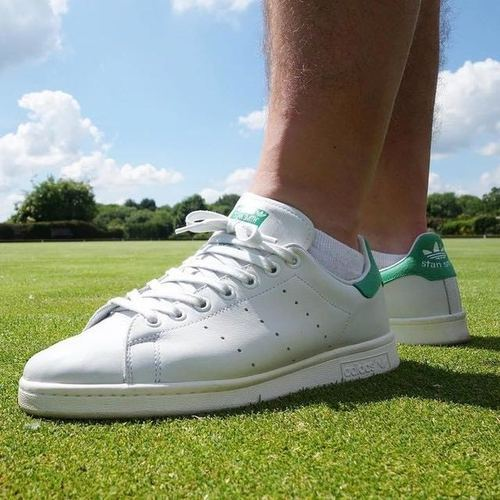 stan smith white men