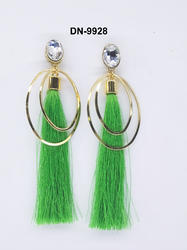 Tassel Thread Earring