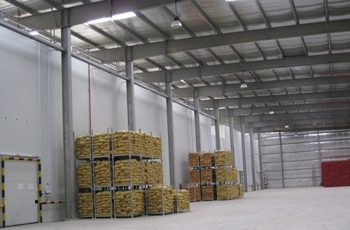 Potato Cold Storage & Potato Cold Storage Vegetable Cold Storage - Cold Chain Solution ...
