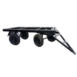 4 Wheel Generator Trolley