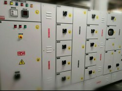 Schneider 415 Main LT Control Panel, For Distribution Board, 3 Phase