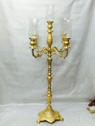 5 Arm Floor Standing Candle Stand