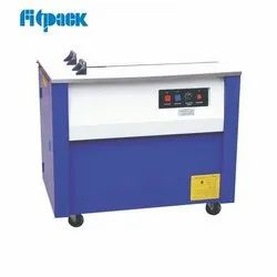 Fitpack Mild Steel Semi Automatic Box Strapping Machine, For Industrial