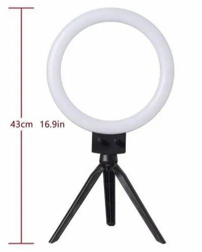 Makeup Ring And Lights: Makeup Ring Light, Light Emitting Diode Ring Light, एलईडी