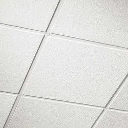 White Coated PVC False Ceiling, Features: Waterproof, Thickness: 6.5 mm
