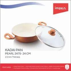 Non Stick Kadai Pan 24 cm (PEARL 2475)
