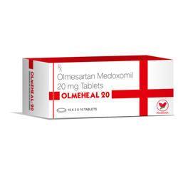 Olmesartan Medoxomil 20mg Tablets