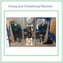 Semi And Fully Automatic Facing And Chamfering