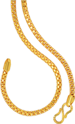 22kt Female Mens Gold Chain, 10 To 14gm