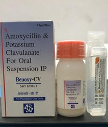 Amoxycillin & Potassium Clavulanate Oral Suspension IP 228.5mg