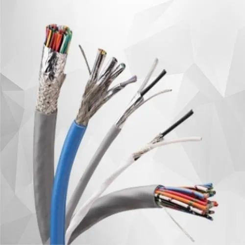 Armoured Industrial Cable BELDEN ModBUS RS-485 Cable, Part Number: RS-485, For Industrial