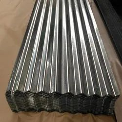 Stainless Steel Galvanised Corrugated Sheets, Thickness: 1-2 mm