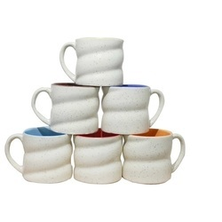 Matt Multi Color Cups