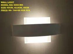 Metal Warm White Decorative LED Wall Light