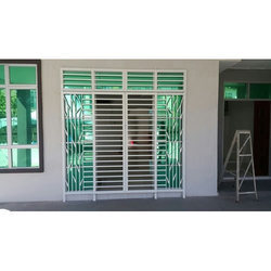 Grill Work Painting & Powder Coating MS Grills, for Home & Commercial