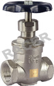 Screwed End SS Gate Valve