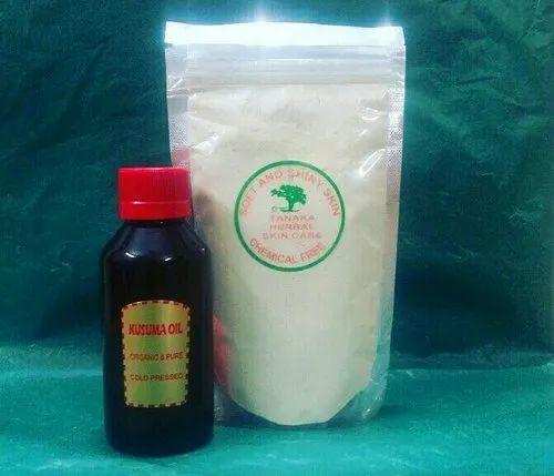 Thanaka Powder Kusuma Oil Pack