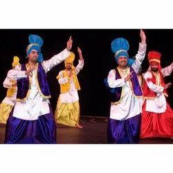 Punjabi Bhangra in Delhi