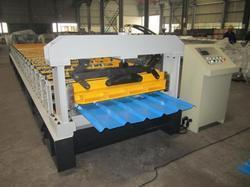 PPGI Roofing Sheet Forming Machine