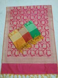 Banarasi Zari Cotton Dupatta