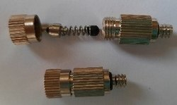 Mist Small SS Orifice brass nozzle