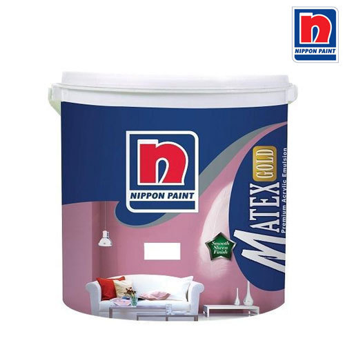 Matex Gold Interior Emulsion Wall Paint
