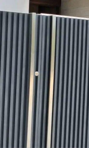 Aluminium Main Gates
