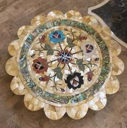 Mother of Pearl Inlay Plate