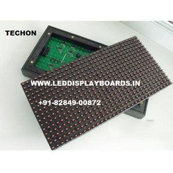 TECHON P10 Red LED Module