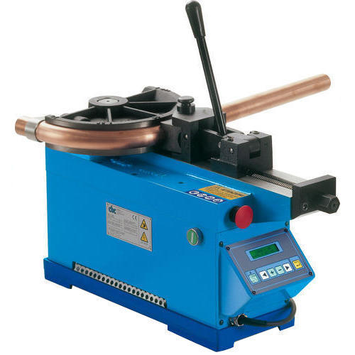 Metal Bending Machine >> Electric Automatic Stainless Steel Pipe Bending Machine Rs 120000