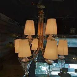 Pyramid Designer Hanging Chandelier Light