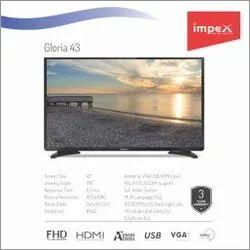 Impex Gloria 43 inches Television