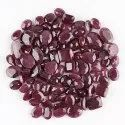 Natural Ruby Brilliant Cut Stones