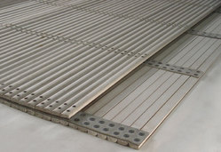PVC Lattice Conveyor Belt