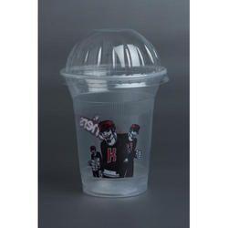 350Ml  Plastic Shake Glass