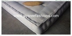Kapok india White Bombax Ceiba mattress, For Sleeping Bed, Packaging Size: Pp