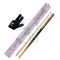 JBB Combo Glossy Pool And Snooker Cue