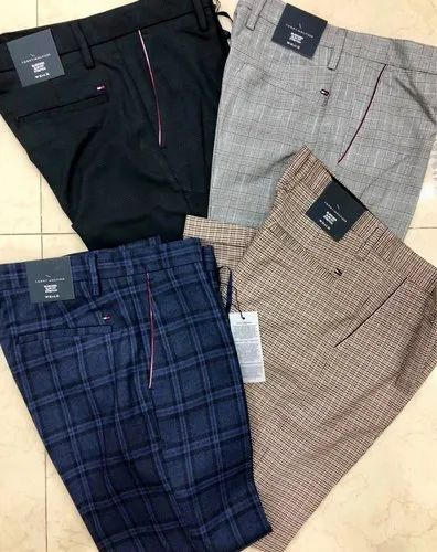 100% top quality sneakers best Mens Tommy Hilfiger Formal Pants