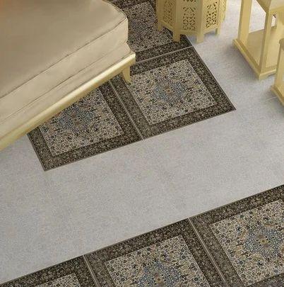 Nitco Tapis Kerman Decor Premium Rustic Lapato Finish Tile