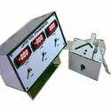 Microprocessor Based Lathe Dynamometer
