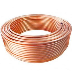 Level Wound Copper Coil For Air Conditioner Copper Tube Parts