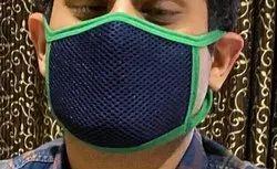 Anti Pollution Face Mask Monofilament Cloth