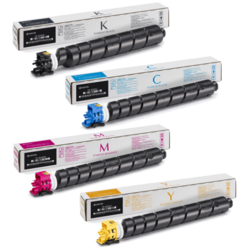 Kyocera Genuine TK-8349 Full Set Of Toner Cartridge