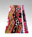 Sge Cotton Handwoven Kilim Rug