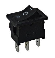 Center Off Rocker Switches